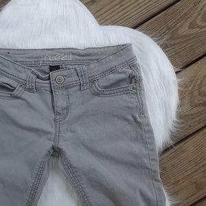 Rue21 | gray skinny jeans